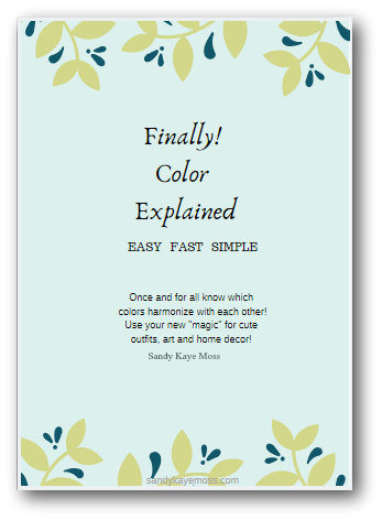 ebook with text