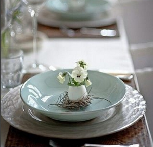 Follow the bunny to your Easter Instagram Sunday! Some art, some tablescapes, inspiration and encouragement! The best Easter treat with NO calories! www.sandykayemoss.com