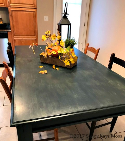 Farm table rehab!