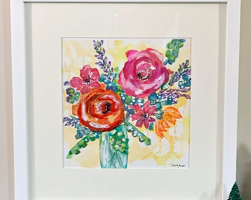 """The """"Heart of Spring"""" Art Collection"""